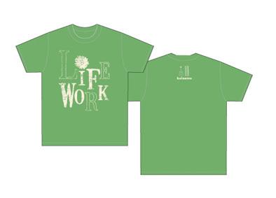LiFEWORK Tシャツ