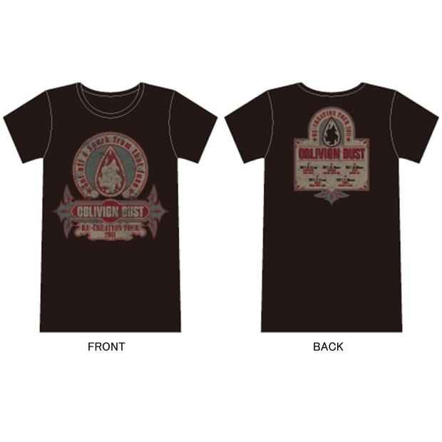 Tシャツ [Re-creation tour 2011]