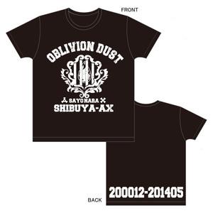 Tシャツ [SAYONARA SHIBUYA-AX]