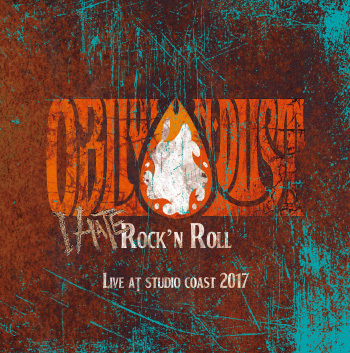 LIVE DVD 「I Hate Rock'n Roll at studio coast2017」