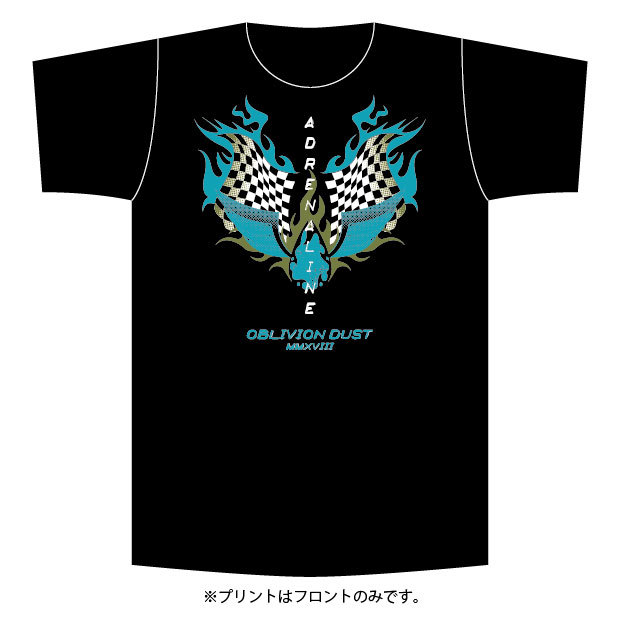 Tシャツ[Adrenaline Tour 2018]